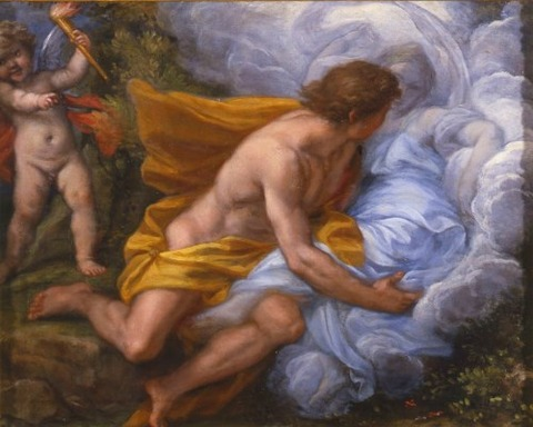 Ixion Embracing the Cloud, Carlo Maratta 1625-1713