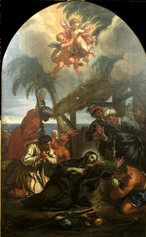 Francis Xavier, 18th Carlo Maratta