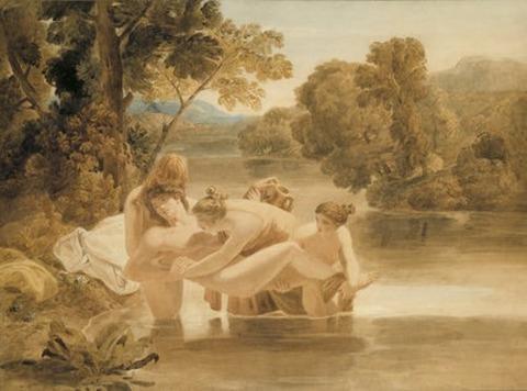 Joshua Cristall, (1767-1847)