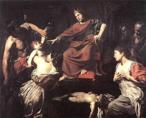 Valentin de Boulogne 1625