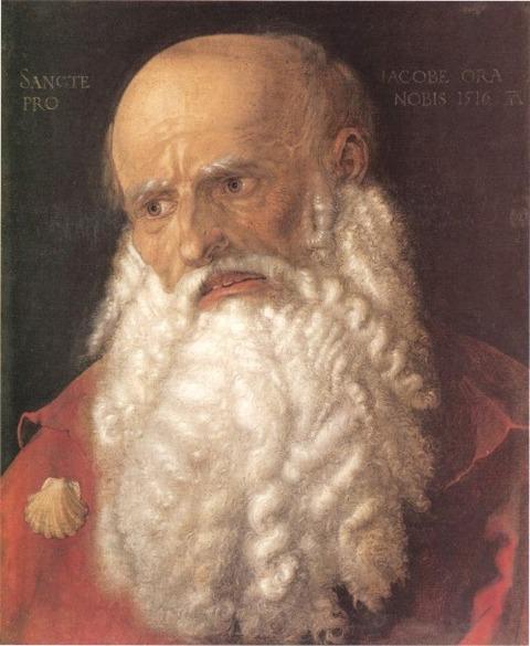 apostle-james-1516 デューラー