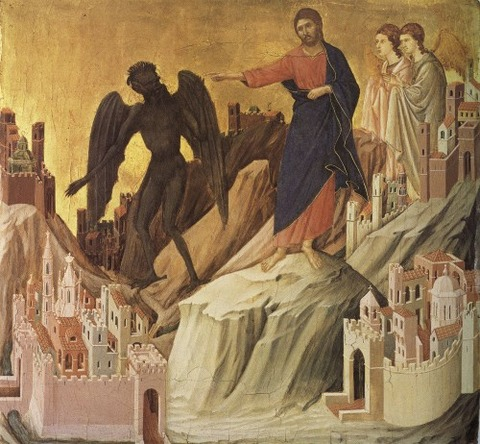 Duccio di Buoninsegna  1308-1311