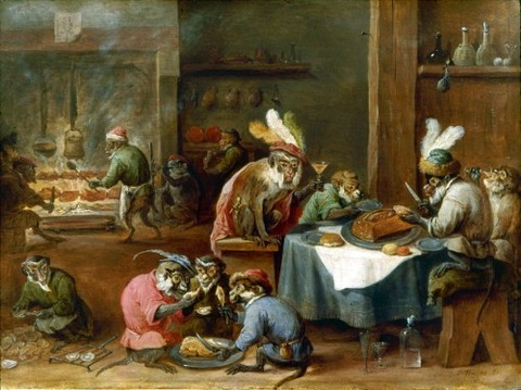 David Teniers the Younger  1690