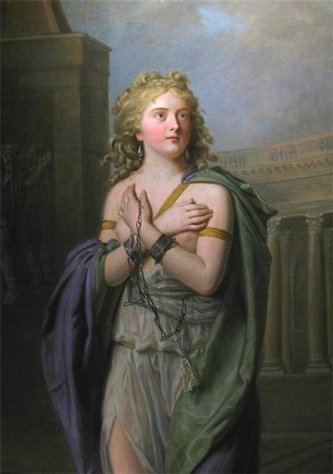 Zenobia Queen of Palmyra Attributed to Guy Head