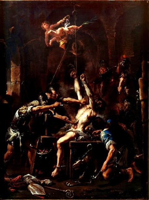 Sebastiano Ricci 1694-97