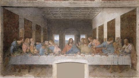 Leonardo da Vinci's 1498