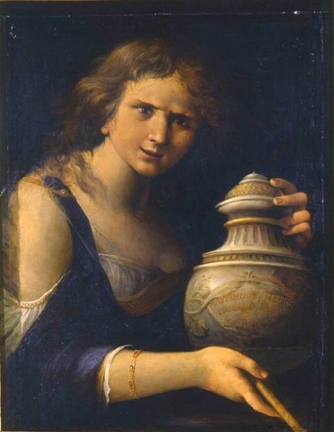 La maga Circe 1615-20  Garbieri Lorenzo