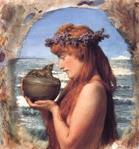 Sir Lawrence Alma-Tadema  1881