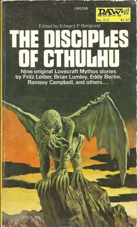 The Disciples of Cthulhu by HP Lovecraft