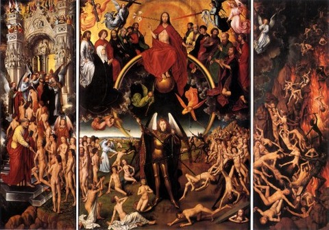 Hans-Memling-The-Last-Judgment-The-First-Stolen-Painting