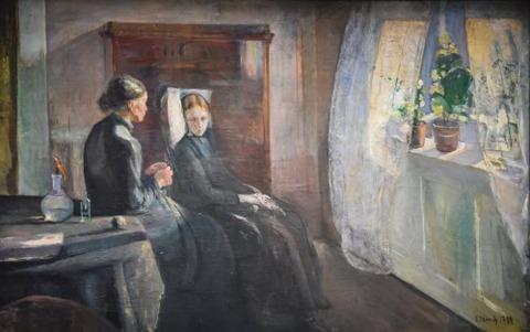 ムンク 1889