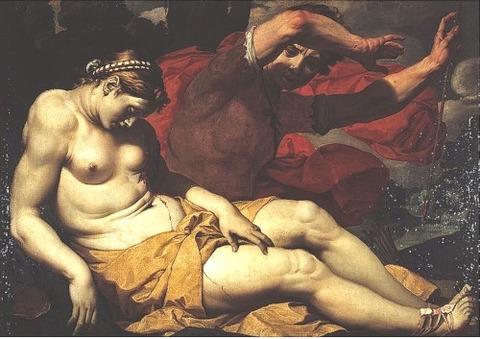Theodoor Rombouts  1610