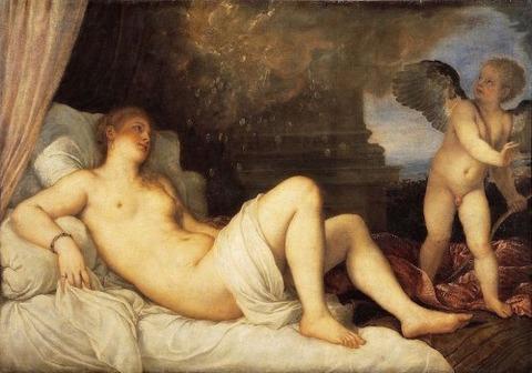 Danae-Tiziano