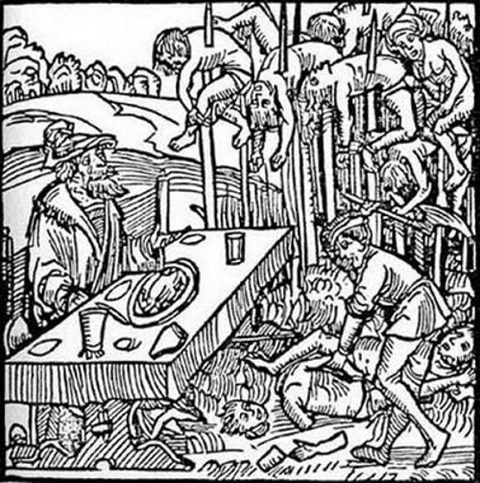 1499 German woodcut