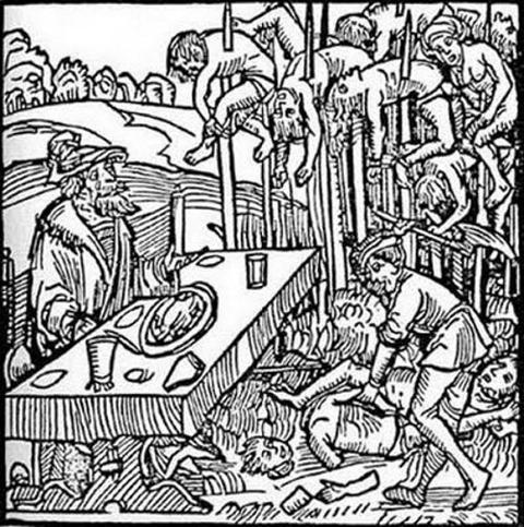 1499 German woodcut