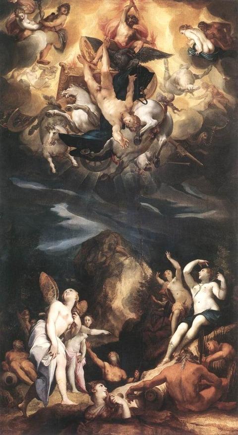 HEINTZ, Joseph the Elder  1564