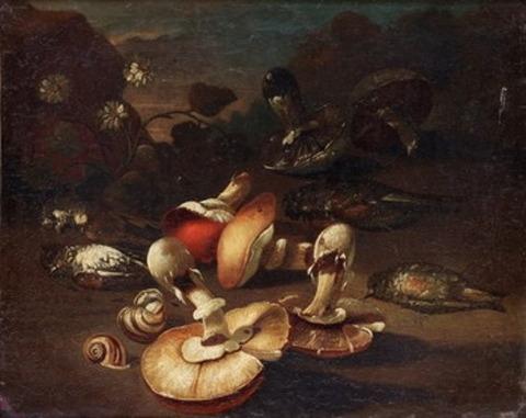Giuseppe Recco, circle of 1634-95