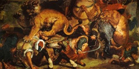 the-lion-hunt