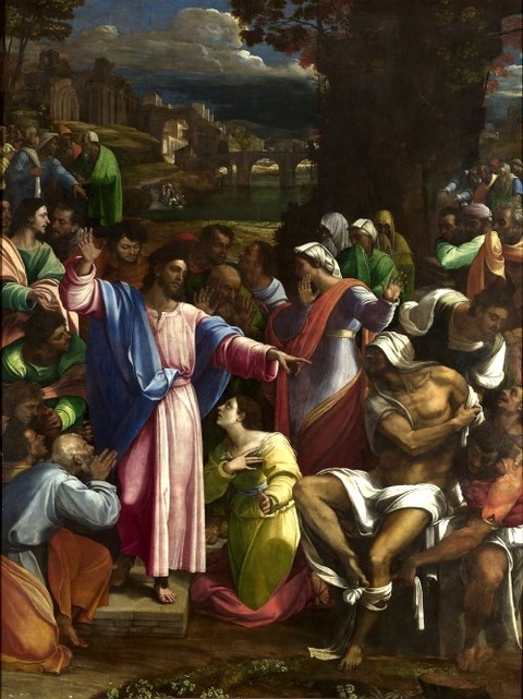 Sebastiano del Piombo  1516-19