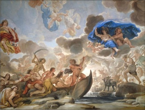 Luca Giordano 1684-86