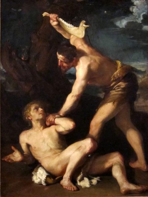 Cain_Killing_Abel,17th_(Gaetano_Gandolfi,_1734-1802)