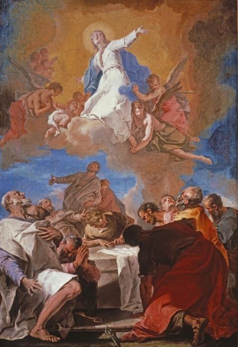 Nicolo Grassi, 1682-1748