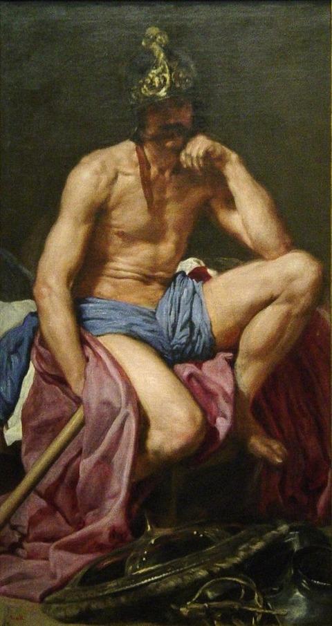 Marte (Mars Resting)1641