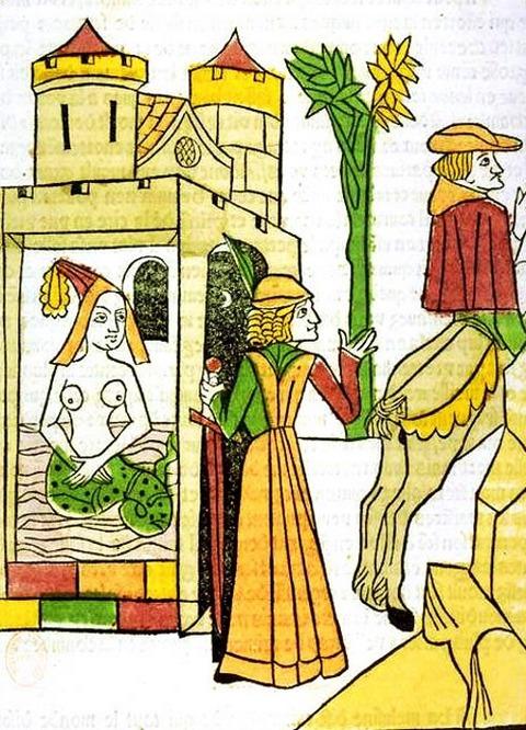 Le livre de Mélusine  1478