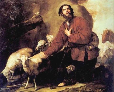 Jusepe de Ribera  1632 ラバンの羊