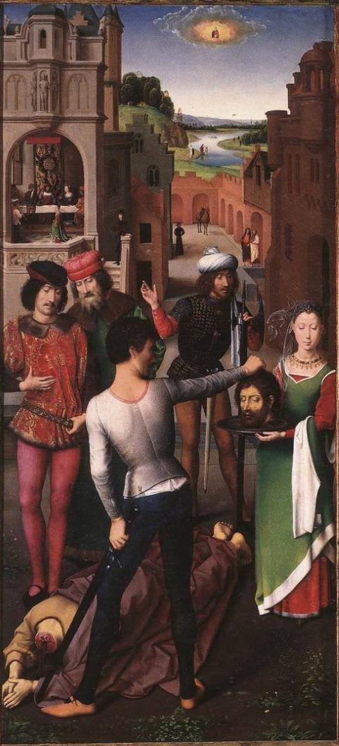 Hans MEMLING; 1474-79