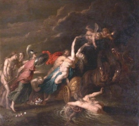 Peter Paul Rubens  1640