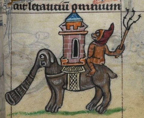 Middle Ages elephants7