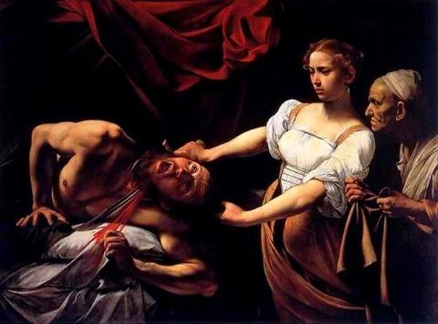 Caravaggio 1599