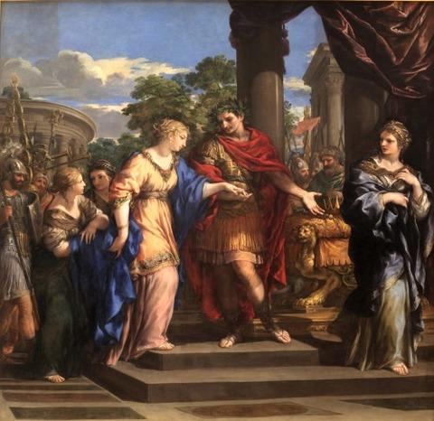 Pietro da Cortona 1596