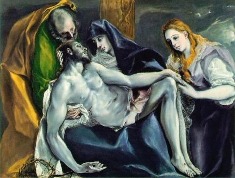 Doménikos Theotokópoulos El Greco