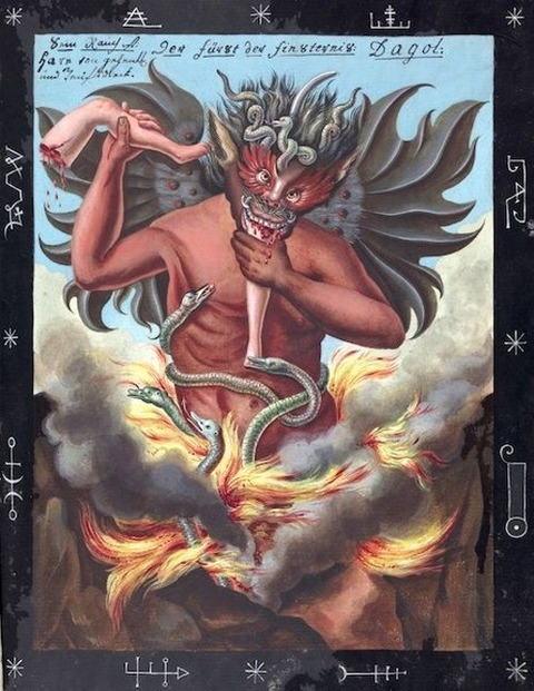 Compendium Of Demonology and Magic