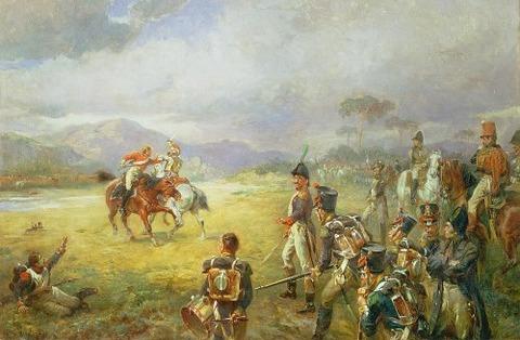 The Duel Fair Play by Robert Alexander Hillingford