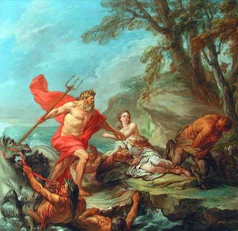 1757 - Charles Andre, aka Carle Van Loo