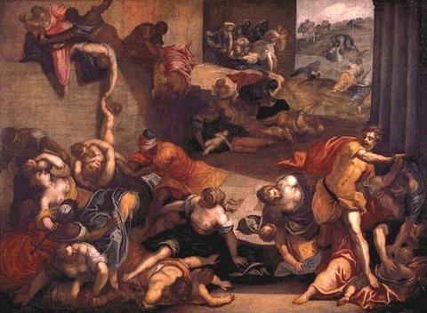 Jacopo Tintoretto  1582-87