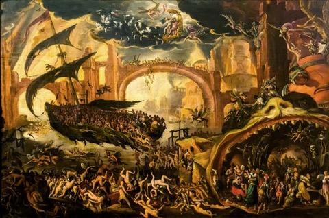 Jacob Isaacsz van Swanenburgh  1600