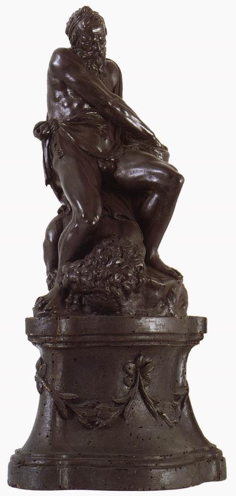 Sculpture by Alessandro Vittoria