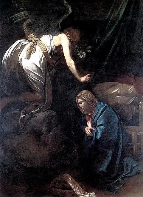 Caravaggio  1608-1610