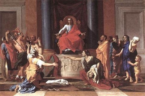 Nicolas Poussin 1649