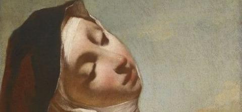 Giovanni Battista Piazzetta St. Teresa in Ecstasy -