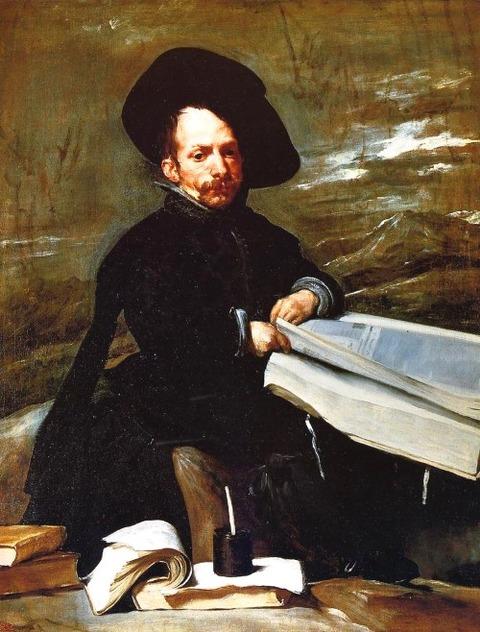 The Jester Don Diego de Acedo  1645