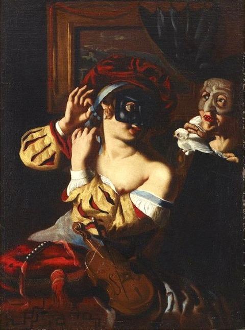 Angelo Caroselli - Masquerade