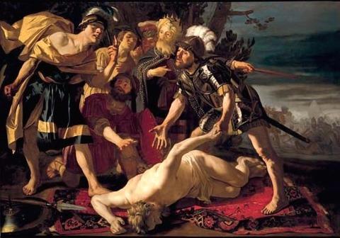 Dirck van Baburen Wijk bij Duurstede 1594-1624
