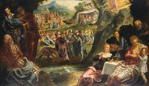 Tintoretto 1560