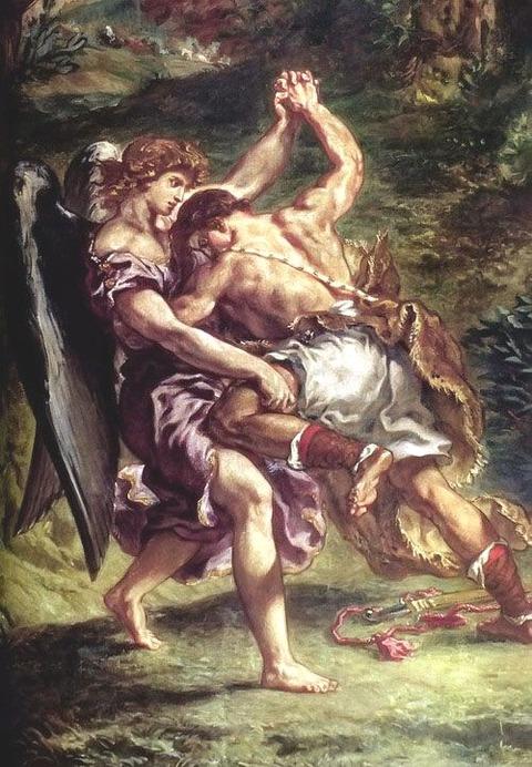 Eugène Delacroix 1861
