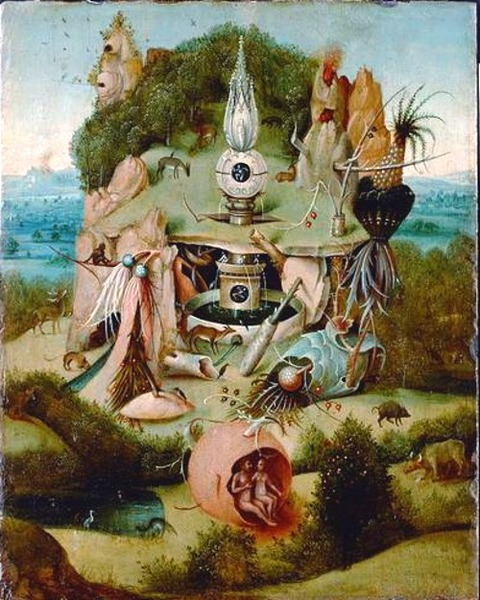 School of Hieronymus Bosch  1520